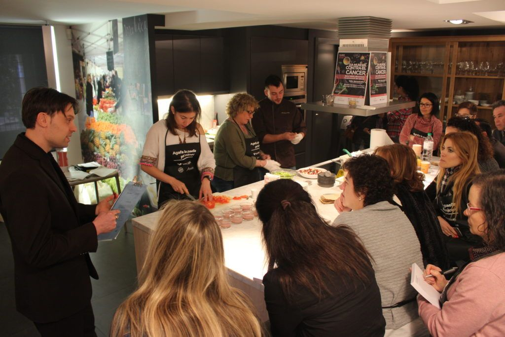 Tallers cuina saludable 2018 ASSANDCA Vall Banc